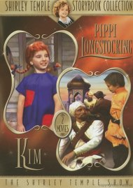 Shirley Temple Storybook Collection: Pippi Longstocking / Kim (Double Feature) Movie