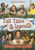 Shelley Duvalls Tall Tales & Legends: The Complete Series (Repackaged) Movie