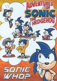 Adventures Of Sonic The Hedgehog: Sonic Who? Movie