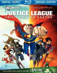 Justice League: Crisis On Two Earths - Special Edition Blu-ray
