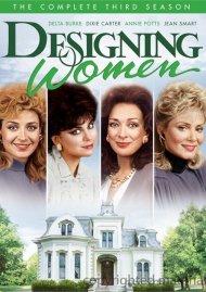 Designing Women: The Complete Third Season Movie