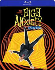 High Anxiety Blu-ray