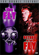 Fly, The (1958)/ Return Of The Fly (1959) Movie