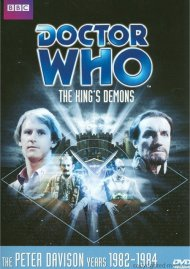 Doctor Who: The Kings Demons Movie