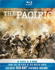Pacific, The Blu-ray