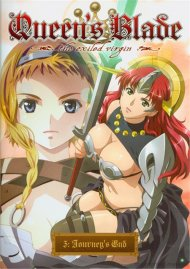 Queens Blade The Exiled Virgin: Journey's End Movie