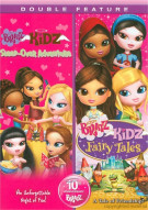 Bratz Kidz:-Over Adventure / Bratz Kidz Fairy Tales (Double Feature) Movie