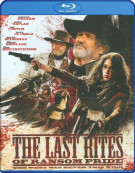 Last Rites Of Ransom Pride, The Blu-ray