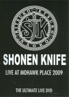 Shonen Knife: Live At Mohawk Place 2009 Movie