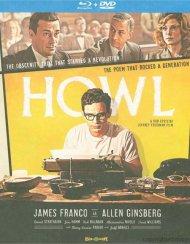 Howl (Blu-ray + DVD Combo) Blu-ray
