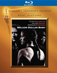 Million Dollar Baby (Academy Awards O-Sleeve) Blu-ray