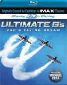 IMAX: Ultimate Gs - Zacs Flying Dream 3D (Blu-ray 3D) Blu-ray