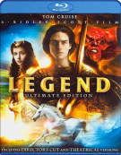 Legend: Ultimate Edition Blu-ray