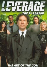 Leverage: The 3rd Season Movie