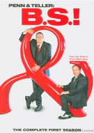 Penn & Teller: BS! Eight Season Pack - Censored Movie