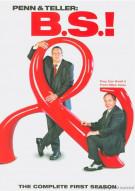Penn & Teller: BS! Eight Season Pack - Censored Movie