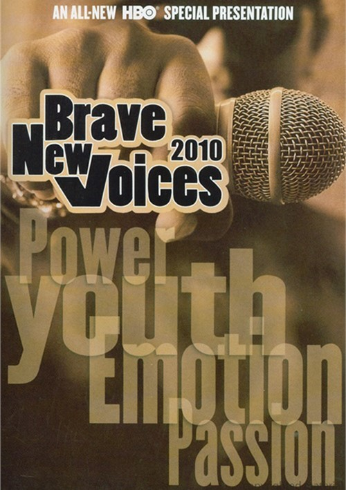 Brave New Voices 2010 Movie