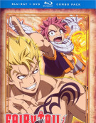 Fairy Tail: Part Four (Blu-ray + DVD Combo) Blu-ray