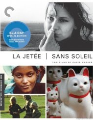 La Jetee / Sans Soleil: The Criterion Collection Blu-ray