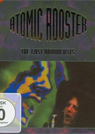 Atomic Rooster: The Lost Broadcasts Movie