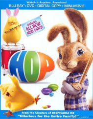 Hop (Blu-ray + DVD + Digital Copy + UltraViolet) Blu-ray