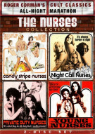 Private Duty Nurses / Night Call Nurses / Young Nurses / Candy Stripe Nurses (The Nurses Collection) Movie