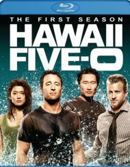 Hawaii Five-O: The First Season Blu-ray