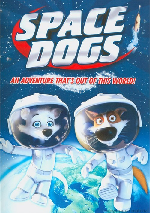 Space Dogs Movie