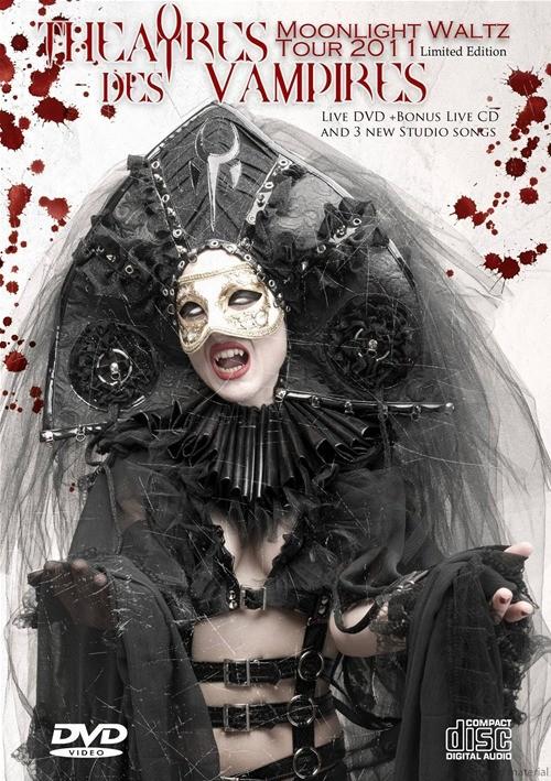 Theatres Des Vampires: Moonlight Waltz Tour 2011 Movie