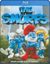 Smurfs, The (Blu-ray + UltraViolet) Blu-ray