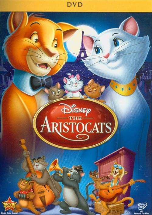 Aristocats, The Movie