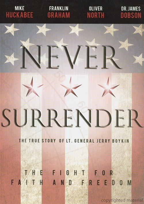 Never Surrender Movie