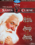 Santa Clause, The: 3 Movie Collection Blu-ray