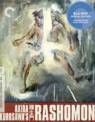 Rashomon: The Criterion Collection Blu-ray