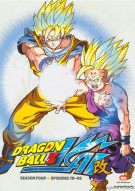 Dragon Ball Z Kai: Season Four Movie