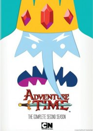 Adventure Time: The Complete Second Season Movie