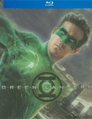 Green Lantern (Steelbook) Blu-ray