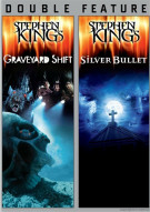 Graveyard Shift / Silver Bullet (Double Feature) Movie