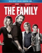 Family, The (Blu-ray + DVD + UltraViolet) Blu-ray