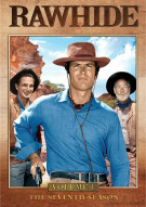 Rawhide: The Seventh Season - Volume One Movie