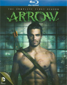 Arrow: The Complete First Season Blu-ray