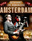 Beth Hart & Joe Bonamassa: Live In Amsterdam Blu-ray