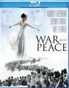 War And Peace Blu-ray