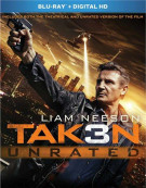 Taken 3 (Blu-ray + UltraViolet) Blu-ray