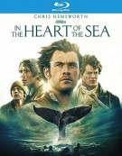 In The Heart Of The Sea (Blu-ray + DVD + Ultraviolet) Blu-ray