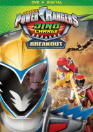 Power Rangers Dino Charge: Breakout (DVD + UltraViolet) Movie