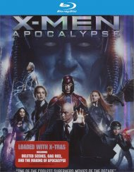 X-Men: Apocalypse (Blu-ray + DVD + UltraViolet) Blu-ray