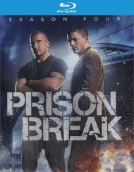 Prison Break: Season 4 (Repackage) Blu-ray
