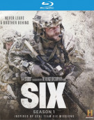 Six (Blu-ray + UltraViolet) Blu-ray