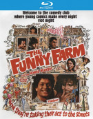Funny Farm, The Blu-ray